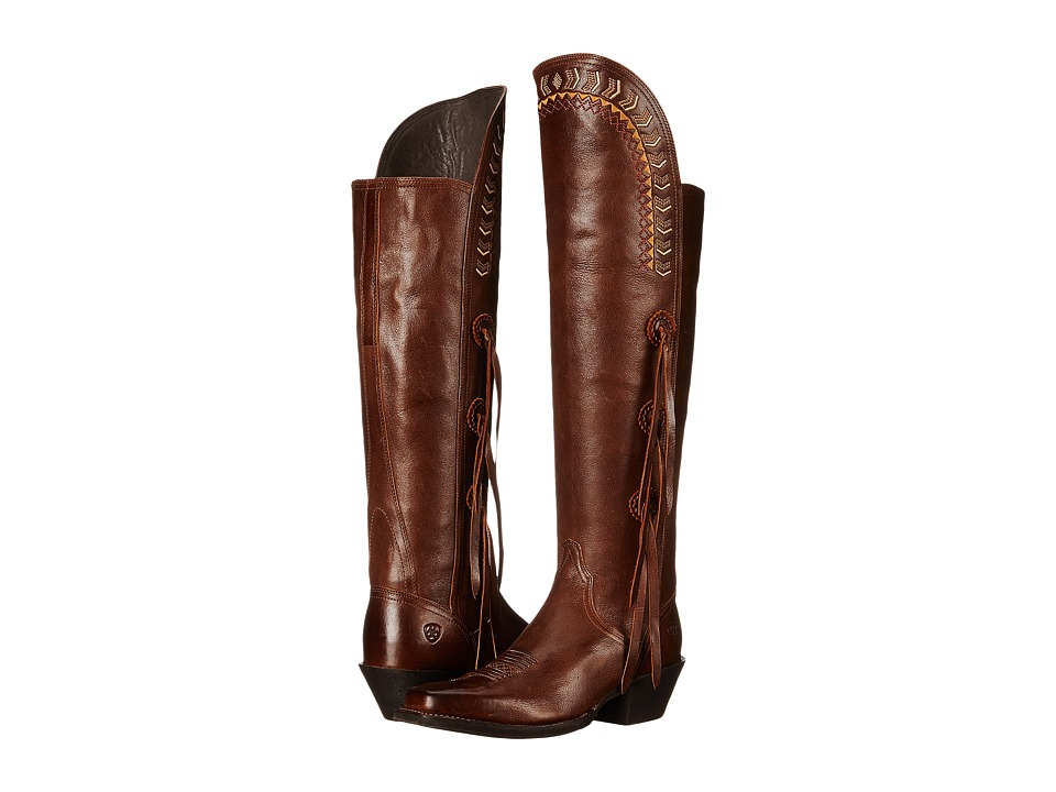 Ariat Tallulah (British Country Tan) Cowboy Boots