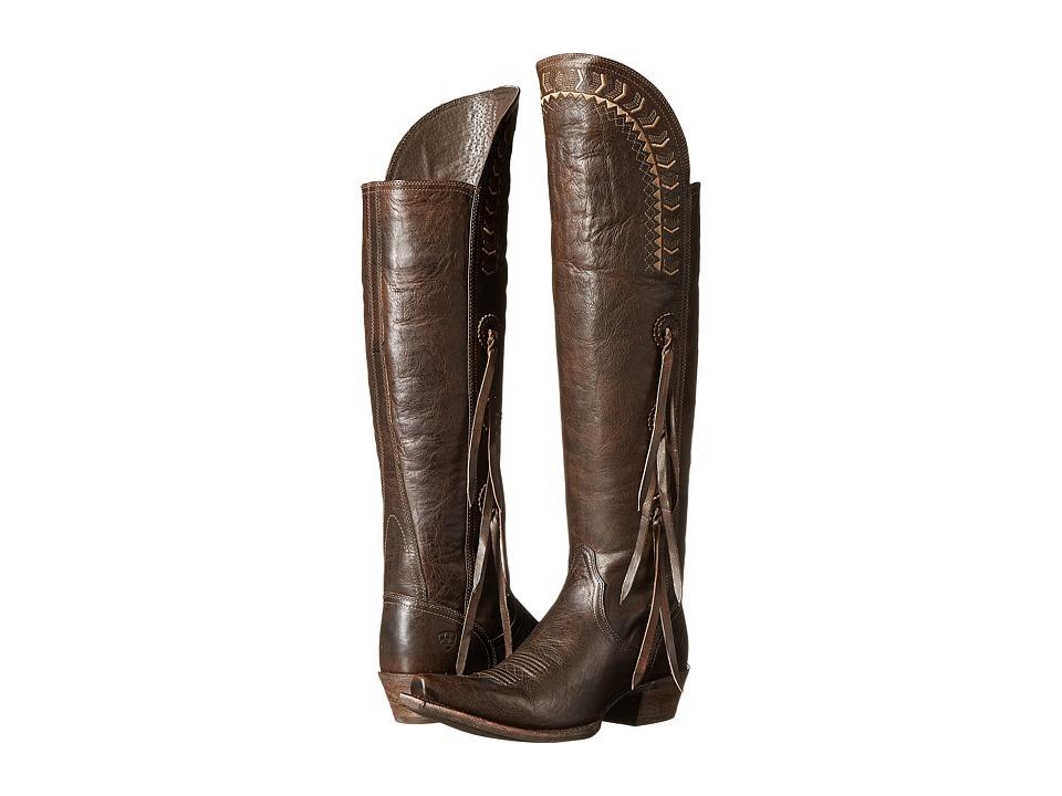 Ariat - Tallulah (Prairie Brown) Cowboy Boots