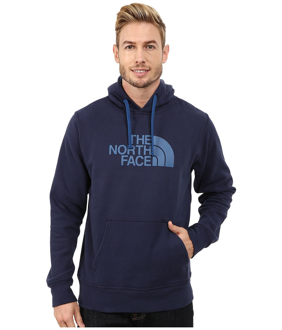 The North Face - Half Dome Hoodie (Cosmic Blue/Dish Blue) Men's Long Sleeve Pullover
