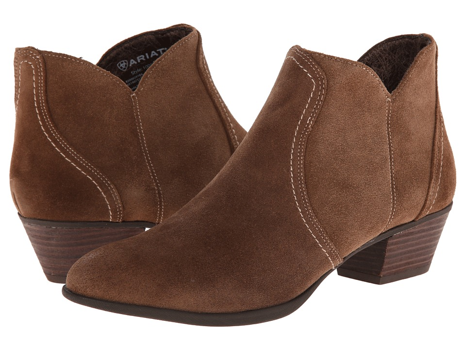 Ariat - Astor (Pebble Suede) Women's Boots