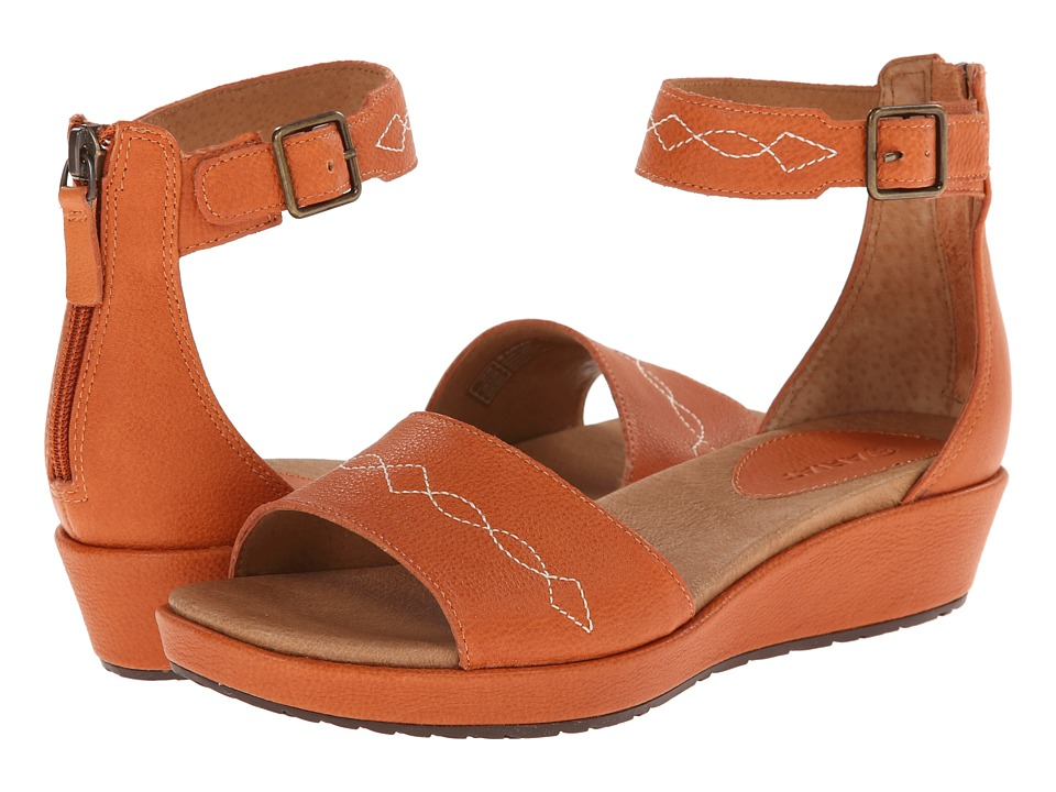 Ariat Lisa (Clementine) Women's Wedge Shoes