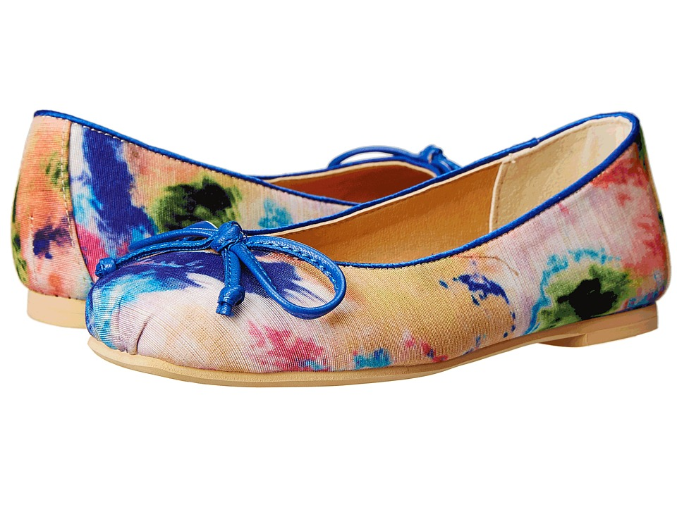 Amiana - 15-A5345 (Toddler/Little Kid/Big Kid/Adult) (Blue Thai Dye) Girl's Shoes