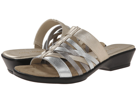 Easy Street - Seaside (Metallic Multi) Women's Shoes