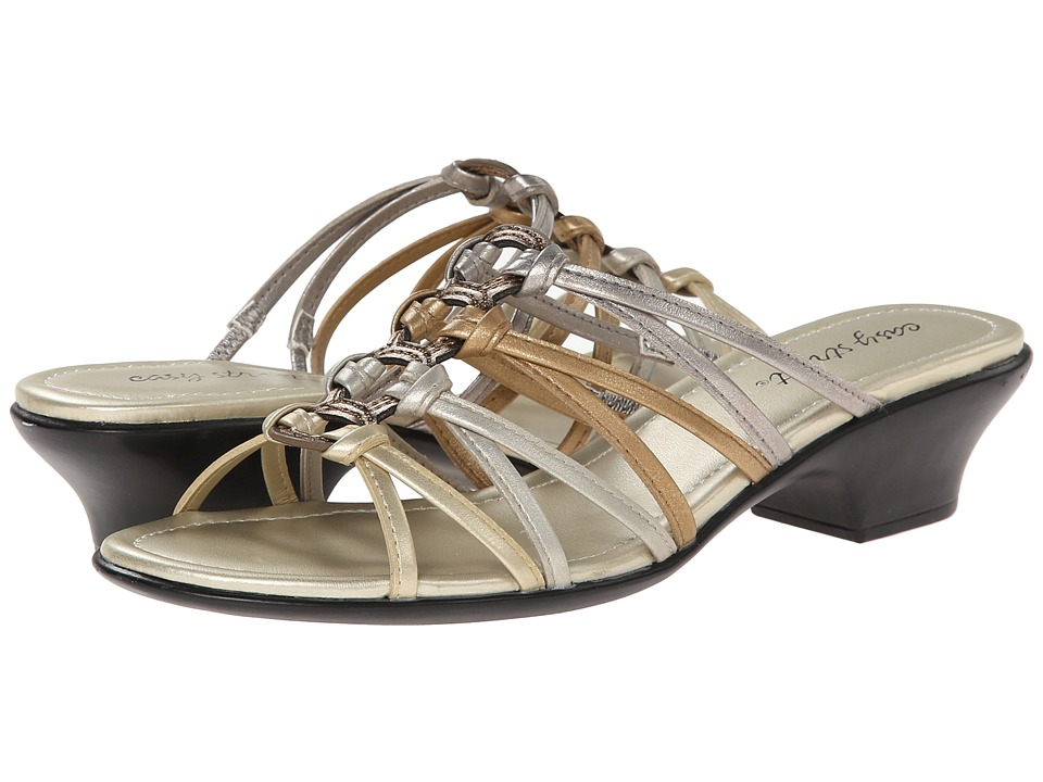 Easy Street - Rio (Metallic Multi) Women's Shoes