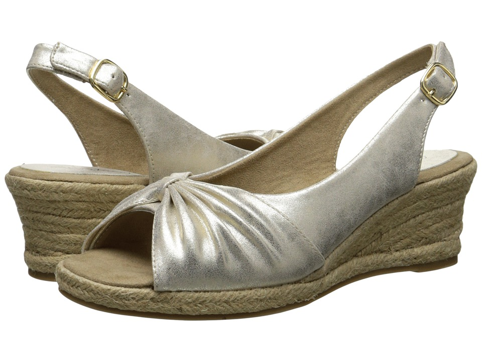 Easy Street - Keen II (Gold Metallic) Women's Shoes