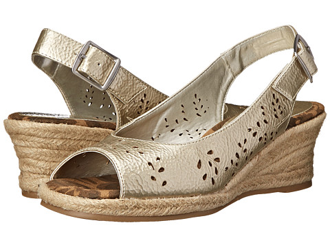Easy Street - Sedona (Champagne Patent) Women's Shoes