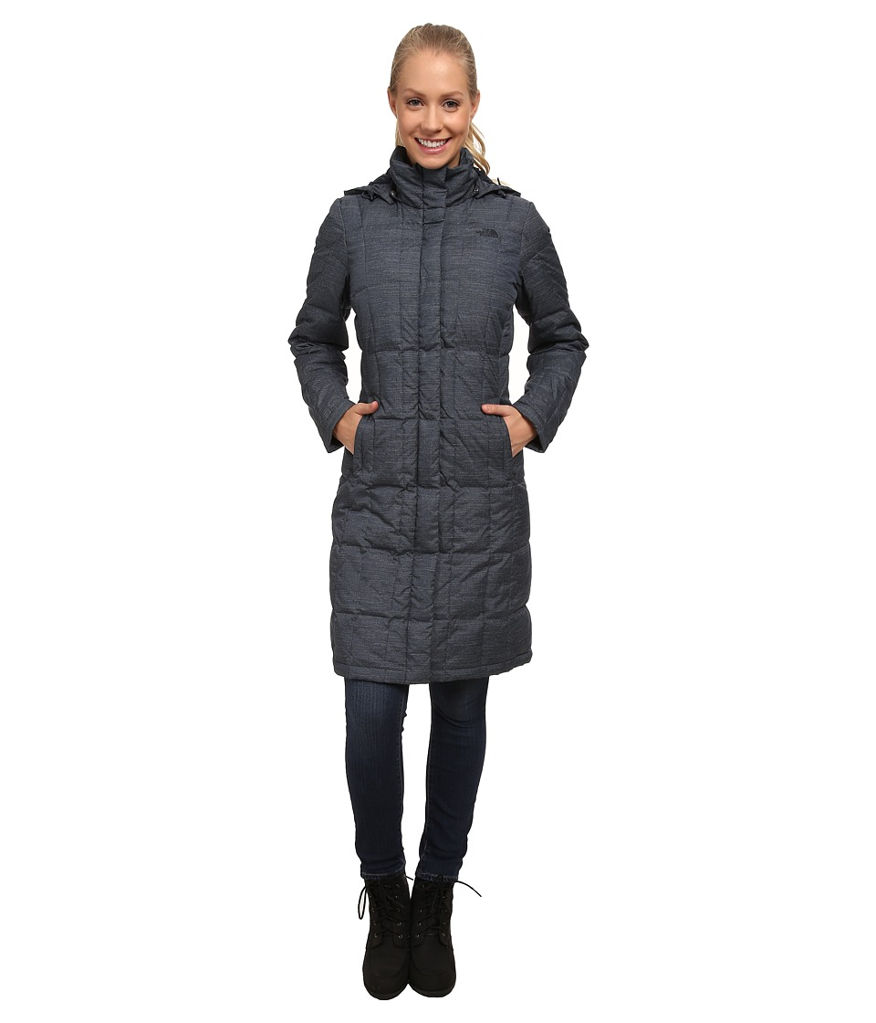 The North Face - Metropolis Parka (Urban Navy Heather) Women