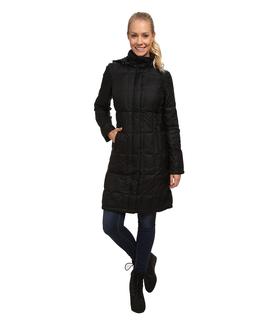The North Face - Metropolis Parka (TNF Black/TNF Black) Women's Coat