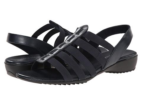 Easy Street - Melbourne (Navy w/ Gore) Women's Shoes