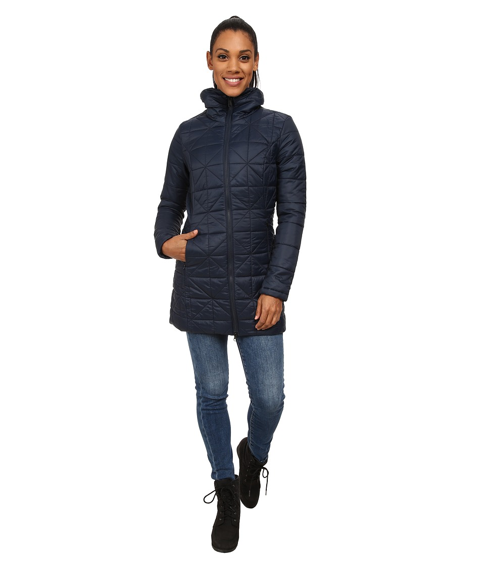 The North Face - Insulated Arlayne Jacket (Urban Navy) Women's Coat
