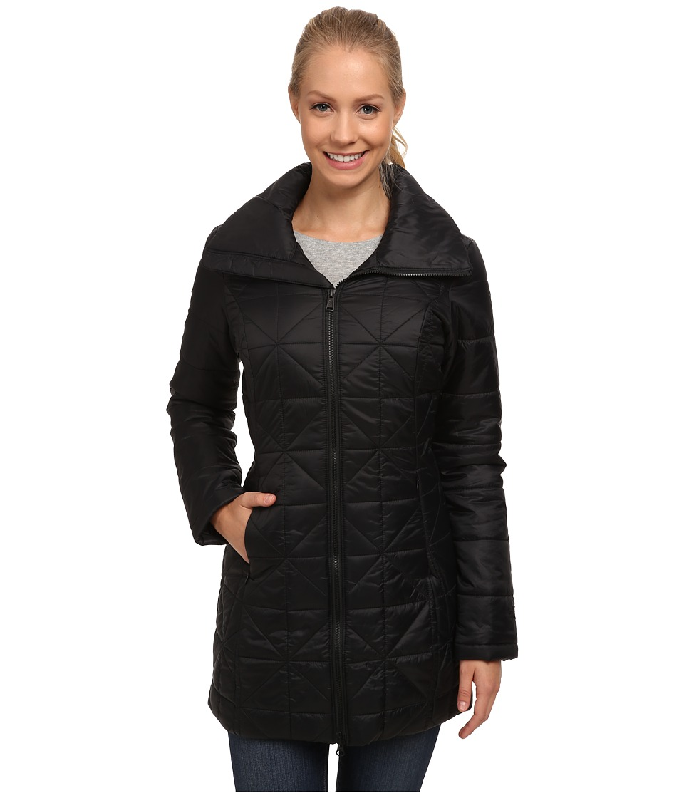 The North Face - Insulated Arlayne Jacket (TNF Black) Women