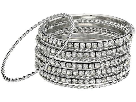 Gabriella Rocha - Holiday Bangles (Silver) Bracelet
