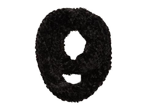 Gabriella Rocha - Hayley Fuzzy Scarf (Black) Scarves