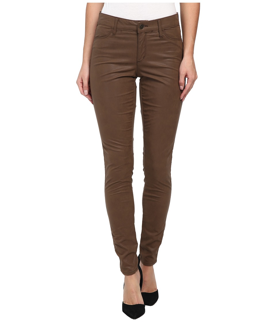 CJ by Cookie Johnson - Joy Legging w/ Coated Fabric in Brown (Brown) Women