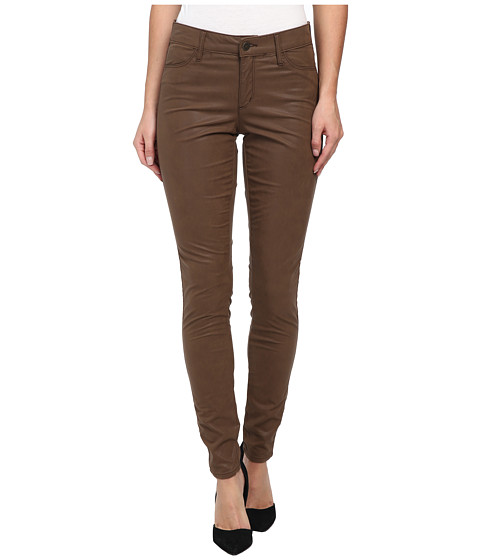 CJ by Cookie Johnson - Joy Legging w/ Coated Fabric in Brown (Brown) Women's Jeans