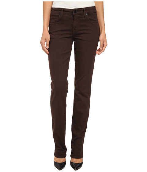 CJ by Cookie Johnson - Faith Straight in Chocolate (Chocolate) Women's Jeans