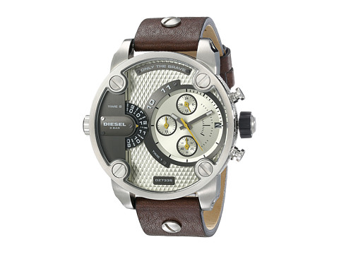 Diesel - Little Daddy (Brown) Chronograph Watches