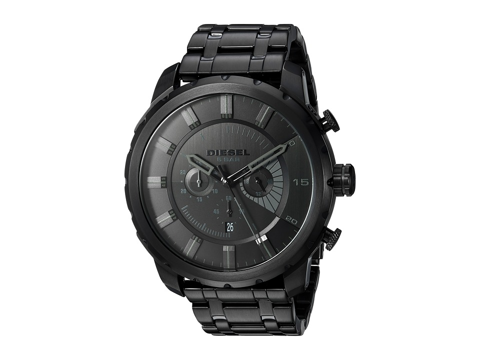 Diesel - Stronghold (Black) Watches