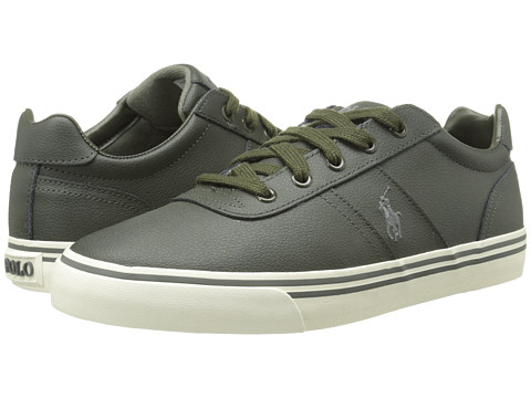 Polo Ralph Lauren - Hanford (Company Olive Sport Leather) Men