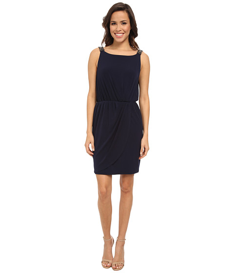 Jessica Simpson - Ity Beaded Strap and Low Back (Blue) Women
