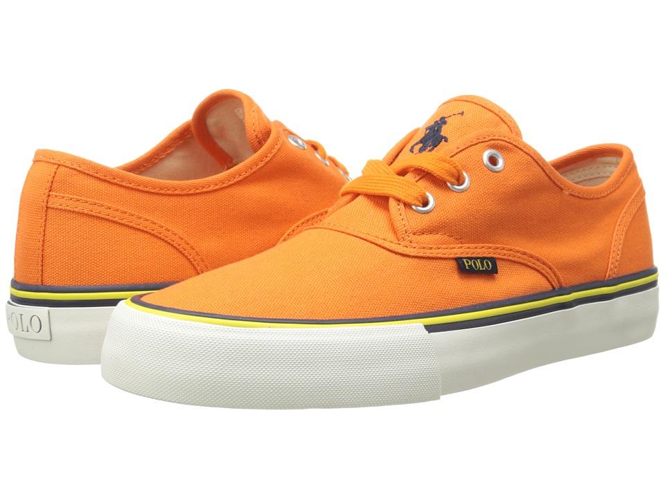Polo Ralph Lauren - Morray (Bright Signal Orange Canvas) Men's Shoes