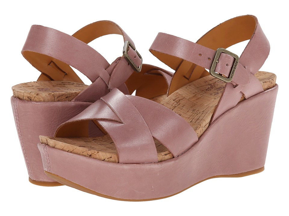 Kork-Ease - Ava 2.0 (Rose) Women's Wedge Shoes