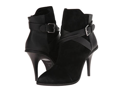 Joe's Jeans - Ana (Black Suede) Women's Shoes