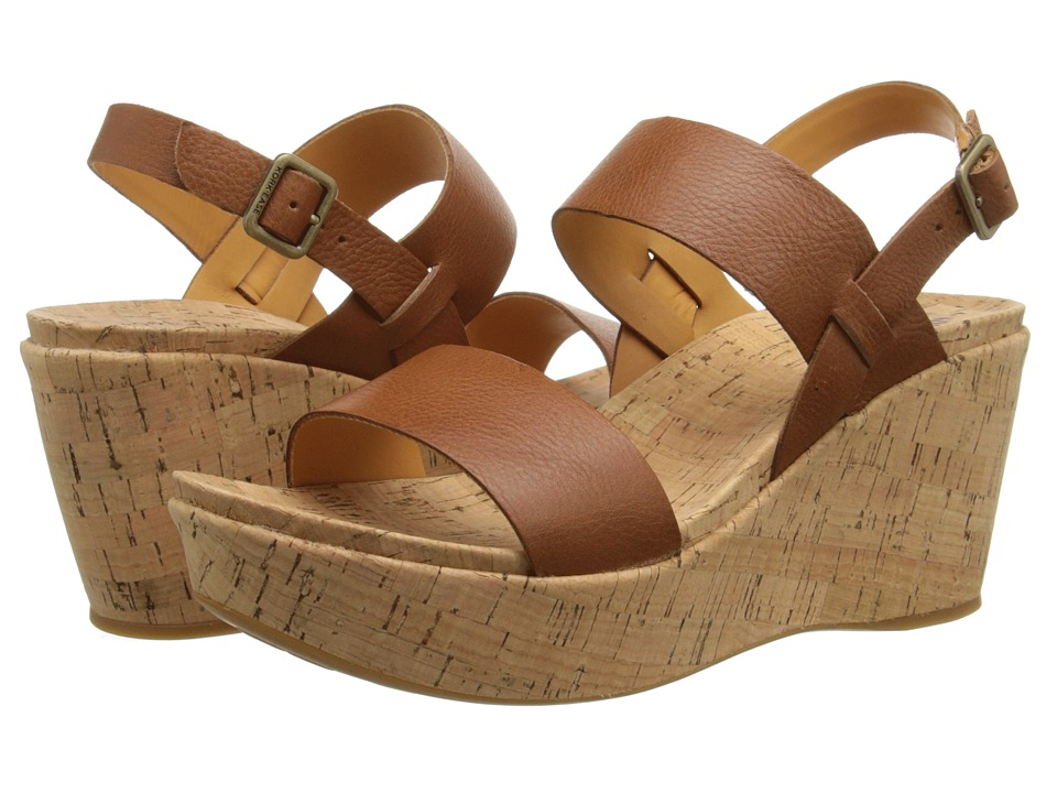 Kork-Ease - Austin (Golden Sand) Women's Wedge Shoes