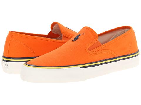 Polo Ralph Lauren - Mytton (Bright Signal Orange Canvas) Men