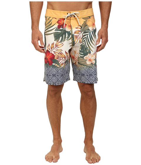 VISSLA - Moku Boardshort (Ale) Men's Swimwear