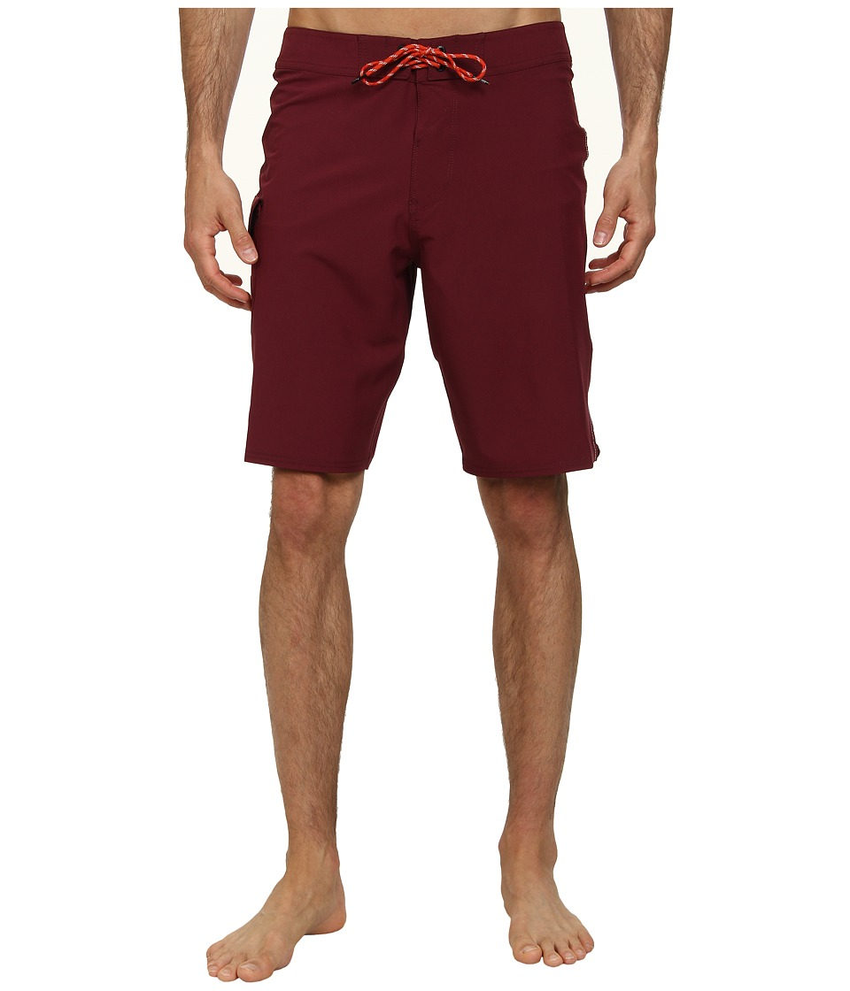 VISSLA - Concav Boardshort (Port) Men's Swimwear