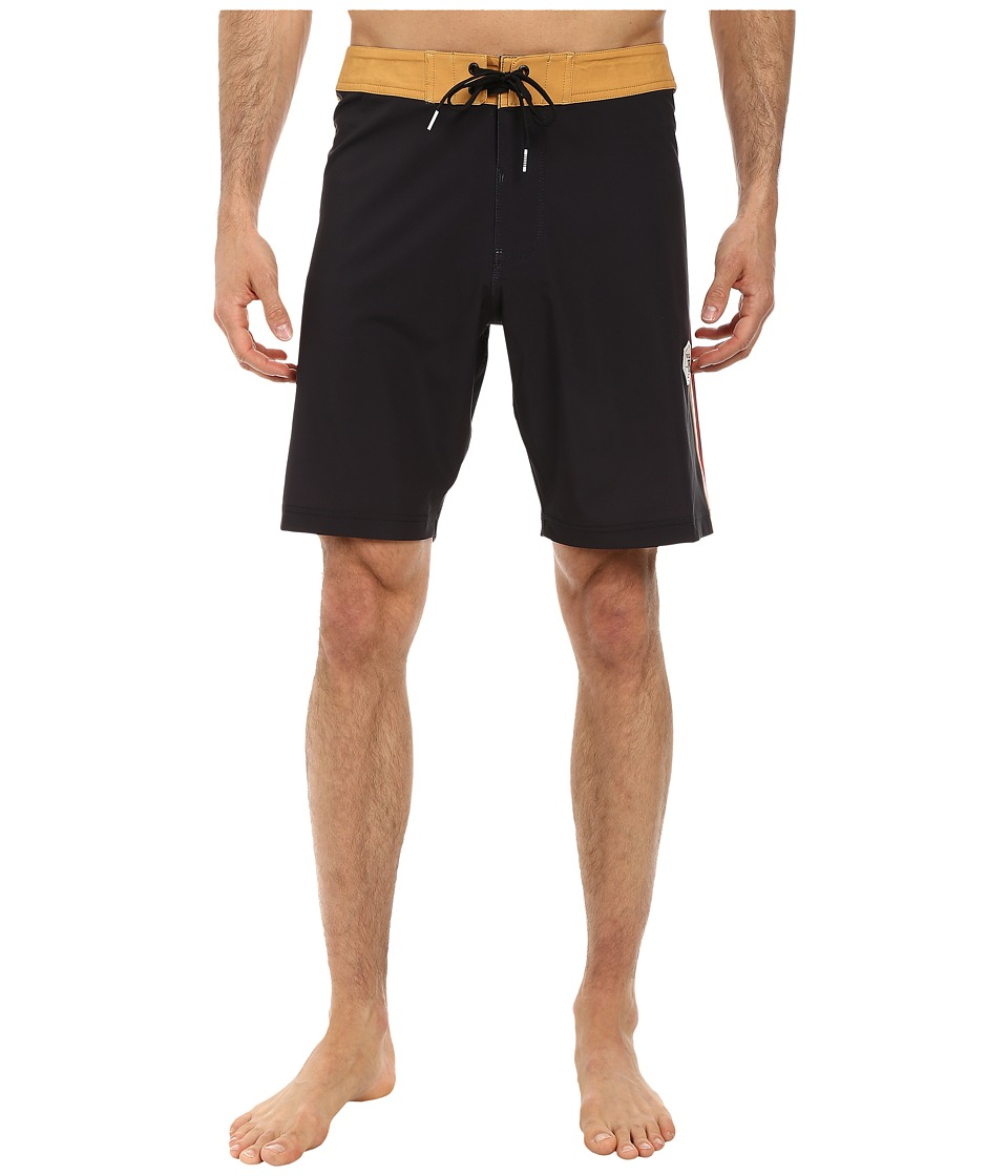 VISSLA - Rhyder Boardshort (Phantom) Men's Swimwear