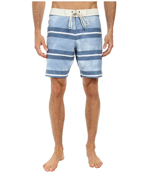 VISSLA - Vic Boardshort (Bleach) Men's Swimwear