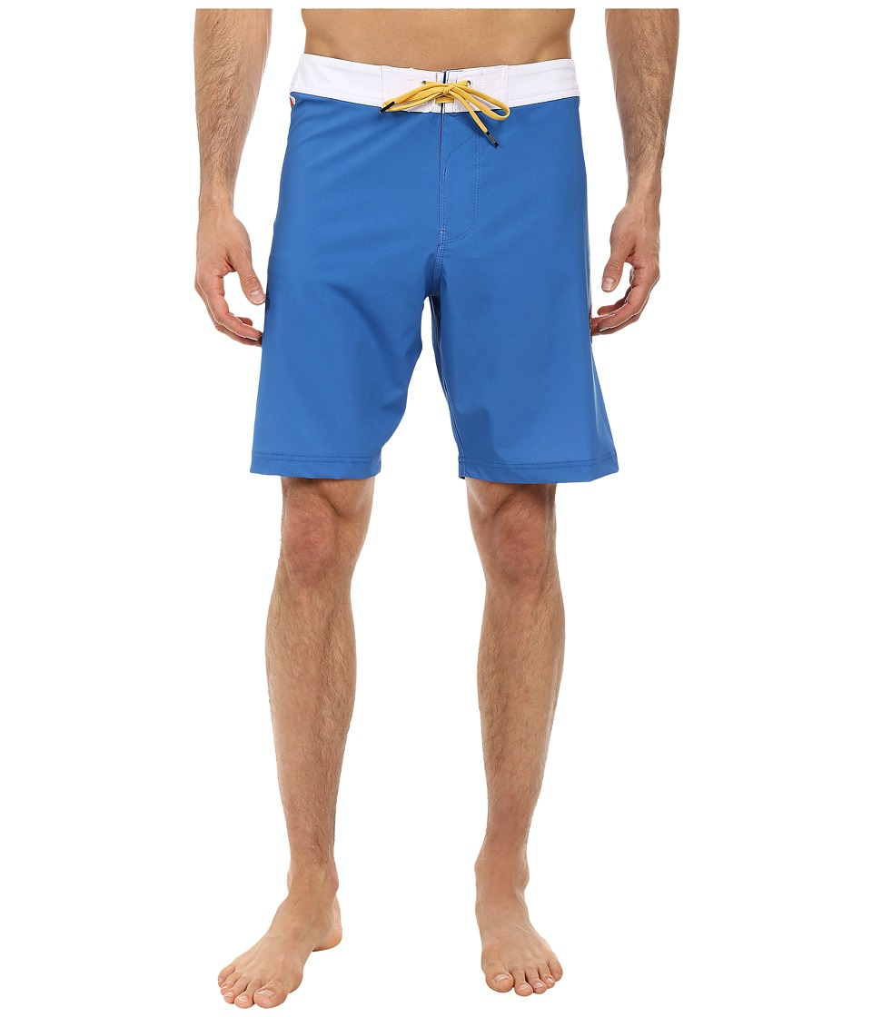 VISSLA - Rhyder Boardshort (Royal Wash) Men's Swimwear