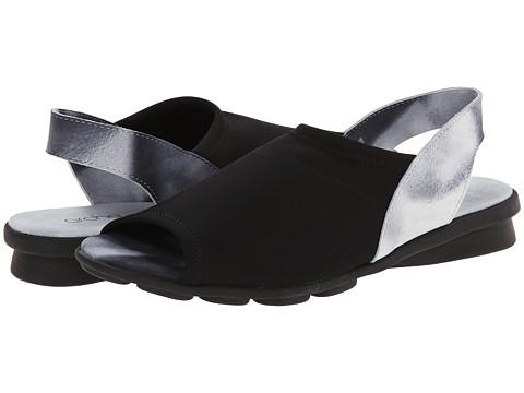 Arche - Dajac (Noir/Three) Women's Sandals