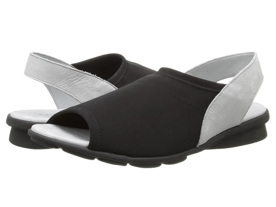Arche - Dajac (Noir/Brume) Women's Sandals