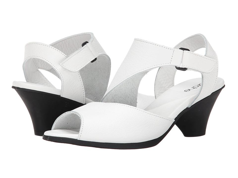 Arche - Exus (Blanc) Women's Dress Sandals