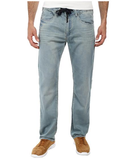 Buffalo David Bitton - Merkur Light in Dirty Blasted (Dirty & Blasted) Men's Jeans