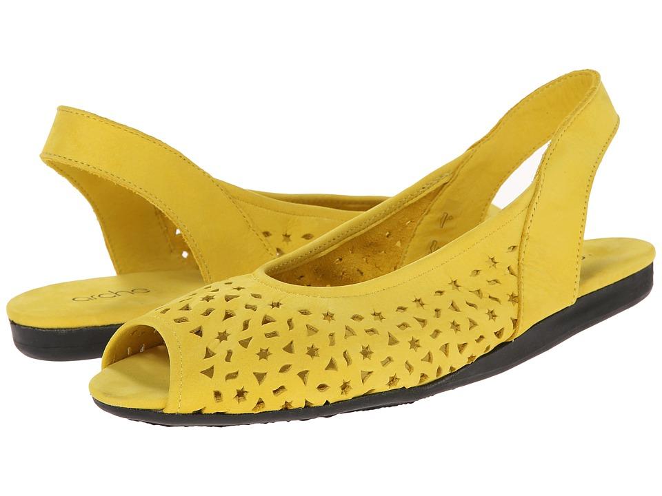 Arche - Lilyme (Mimosa) Women's Sandals