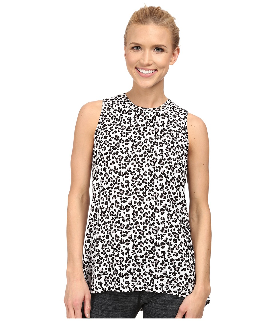Jofit - Time Zone Tunic (Cheetah) Women's Sleeveless