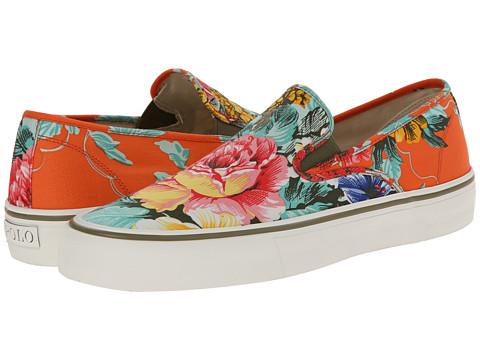 Polo Ralph Lauren - Mytton (Orange Hawaiian Floral) Men