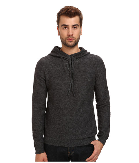 7 Diamonds - Scopa Hoodie (Charcoal) Men