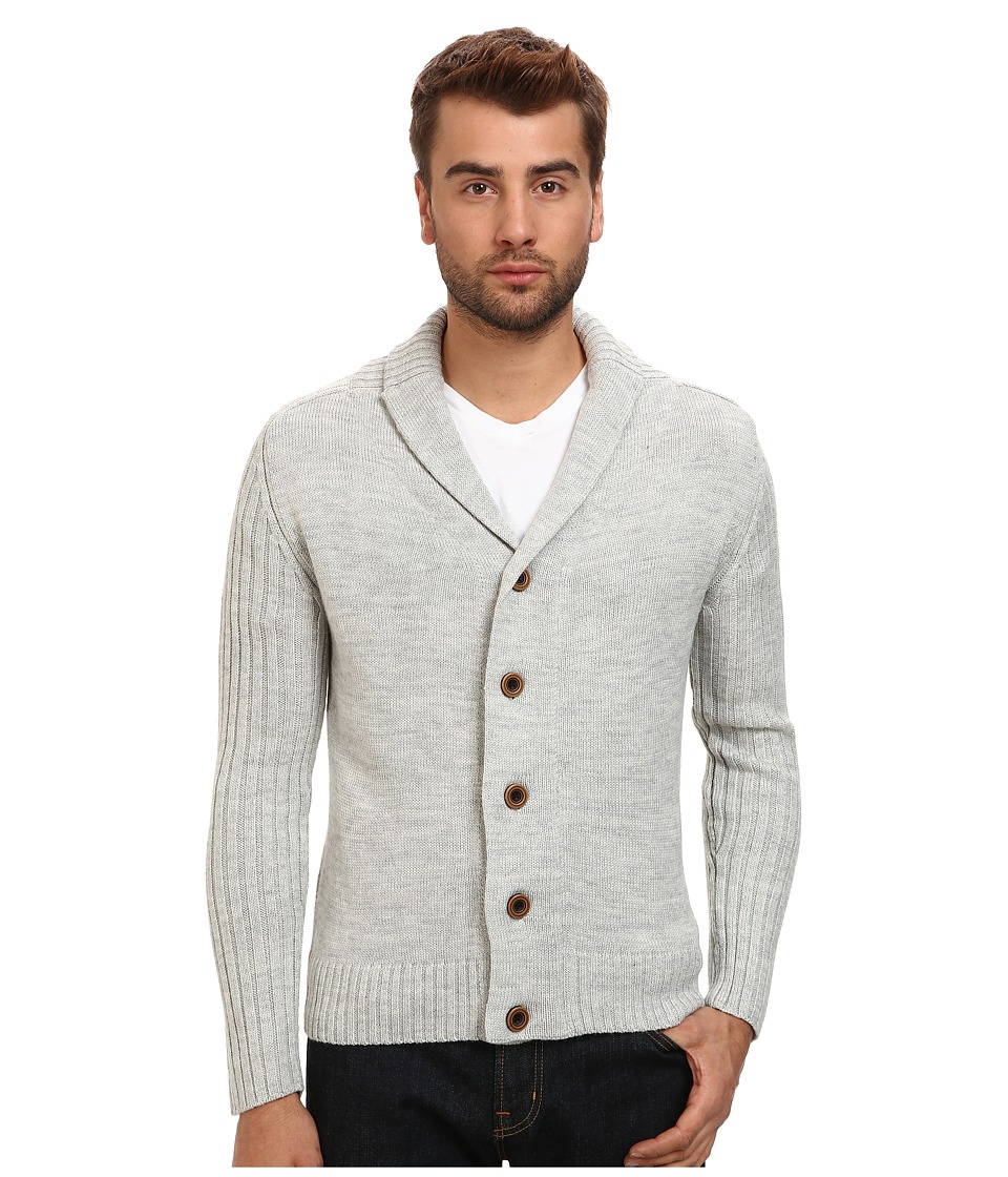 7 Diamonds - Monaco Cardigan (Oatmeal) Men
