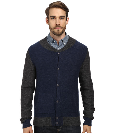 7 Diamonds - Miller Sweater (Navy) Men's Sweatshirt