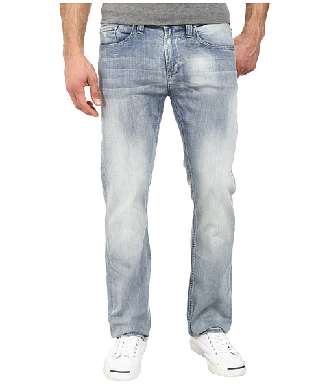 Buffalo David Bitton - Six New Ventura XS in Dirty Indigo Wash (Dirty Indigo Wash) Men