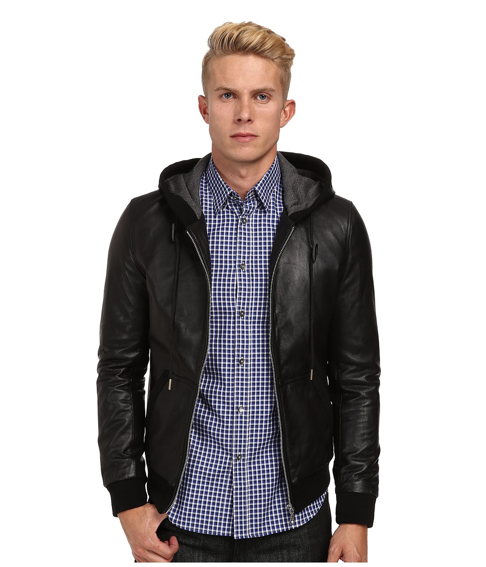 7 Diamonds - Cosovo Jacket (Black) Men's Coat