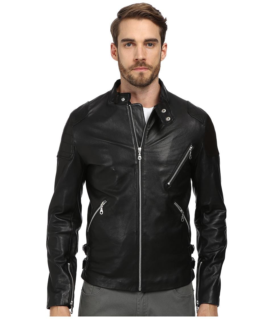7 Diamonds - Brando Jacket (Black) Men's Coat