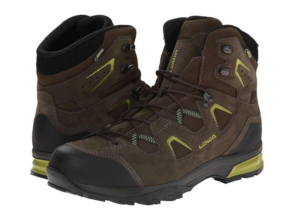 Lowa - Phoenix GTX Mid (Olive/Kiwi) Men's Shoes
