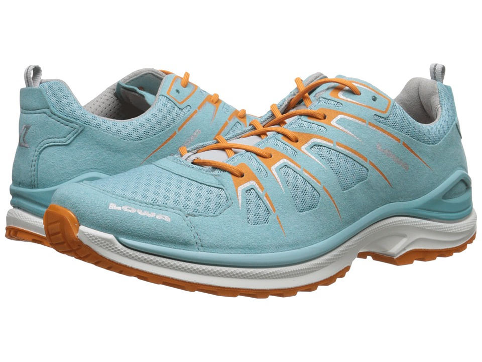 Lowa - Innox Evo (Aquamarine/Orange) Women's Shoes