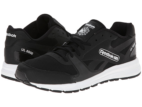 Reebok - UL 6000 (Black/White) Women's Shoes